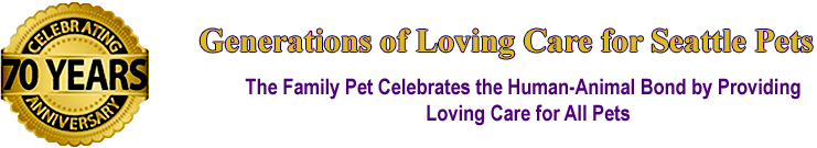 Generations of Loving Care by The Family Pet Veterinary Hospital