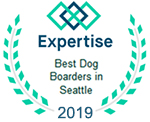 The Family Pet - Expertise Best Dog Boarders in Seattle Award